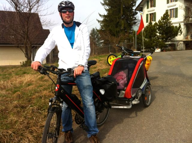 Me and my Stromer