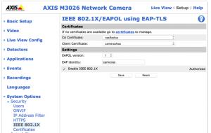 camera-8021setup