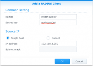 radius-client-added