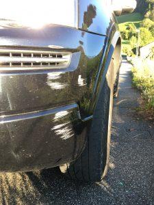 Volvo XC90 schaden