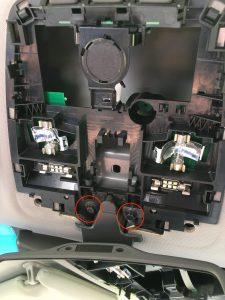 Volvo XC90 UEM DashCam